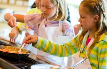 How Kids Cooking Lessons Can Also be Money Lessons