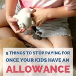 expenses kids should pay for