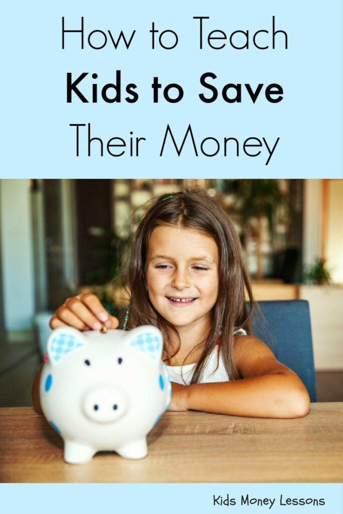 How to Teach Your Kids to Save Their Money: Teaching kids to save their money is more of an art that a science. Here are some tips to help you succeed.