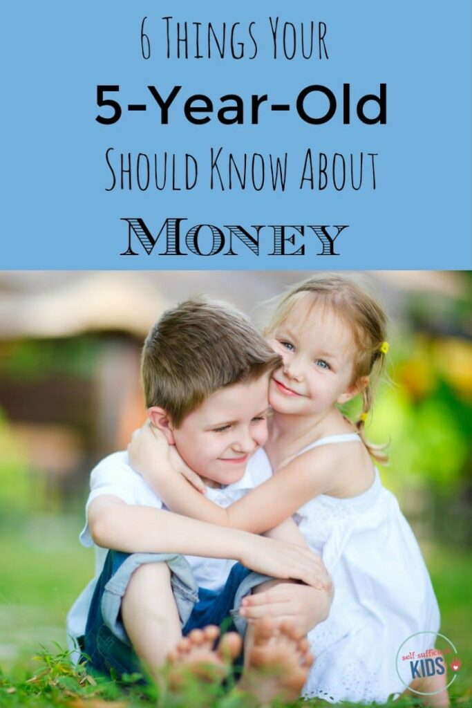 6 Things Your 5-Year-Old Should Know About Money: When it comes to teaching kids about money, even three to five-year-old kids can learn something. Here are a few lessons your kids can learn before they turn five.