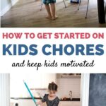 How to get started on kids chores