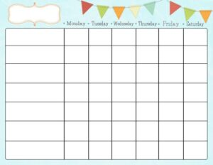 13 of the best chore charts for kids to help you get started