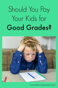 Should Parents Pay Their Kids for Good Grades?: Paying kids to perform well in school - get good grades - does get results, but there are unexpected consequences.