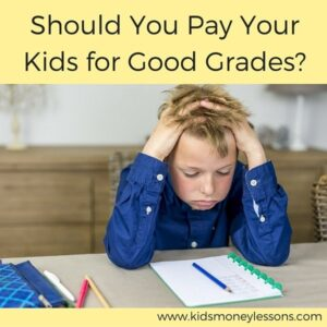 Should You Pay for Grades?