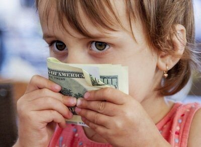 Although teaching money to kids through conversations, games or books is beneficial, there's one other thing you can do to really help kids understand money management.#kids #money