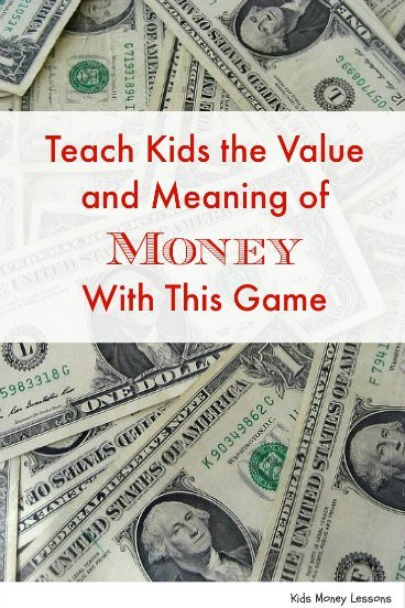 Teach Kids the Value and Meaning of Money with This Game: Understanding what dollar bills are, what they are for, and how to make change, can be a challenging concept for kids to wrap their heads around - but this game can help.