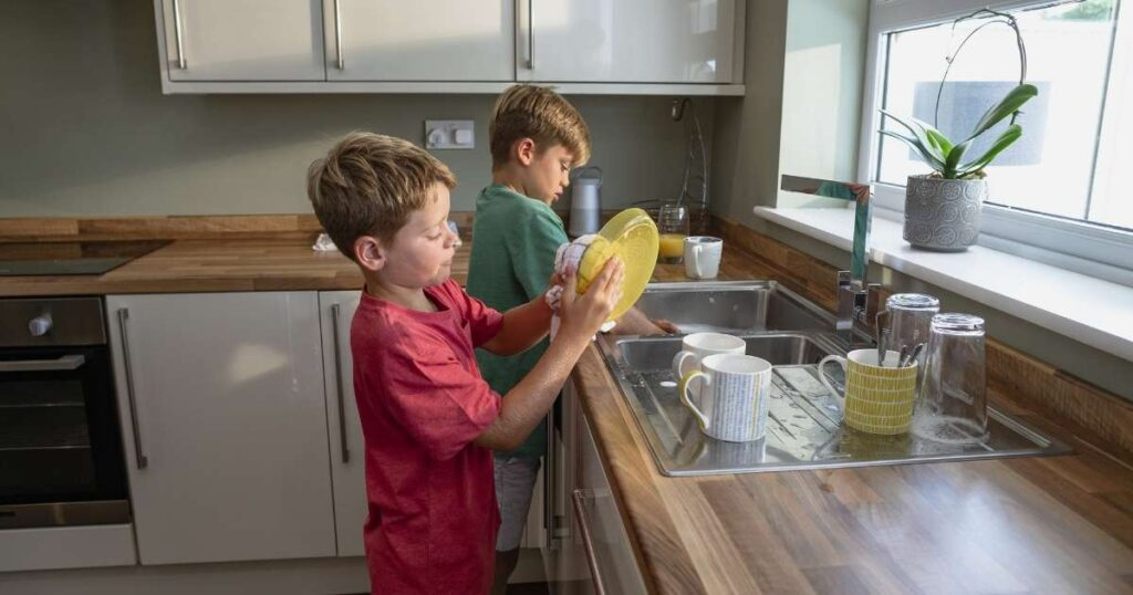 motivate kids to do chores without pay