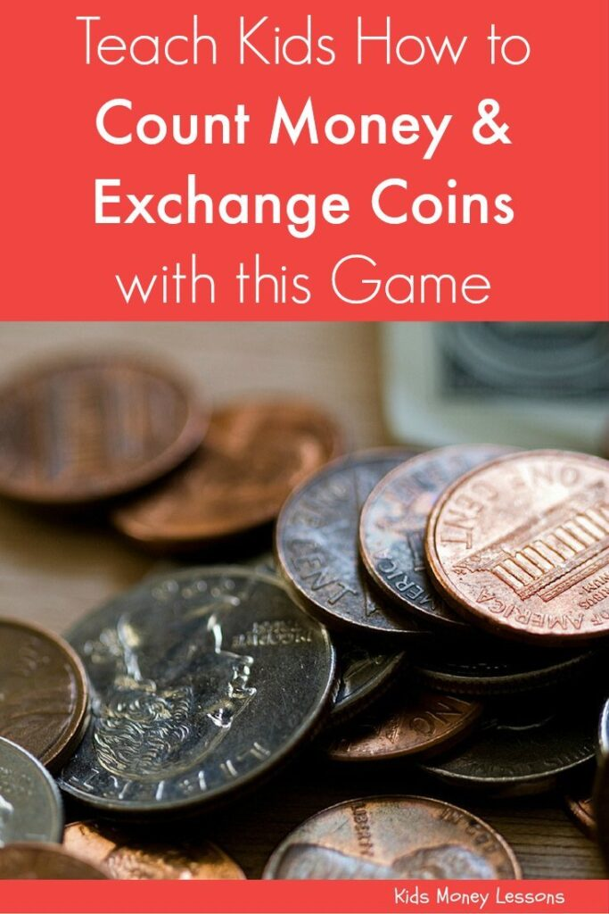 Money Bags game is fun and interactive, teaching kids how to count money, distinguish U.S. coins, make change, and hone addition and subtraction skills.