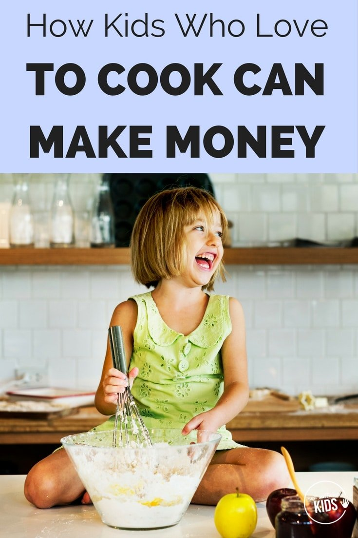 Kids can learn a lot from starting their own business. This post includes nine ideas for how kids who love to cook can learn entrepreneurship and make money.