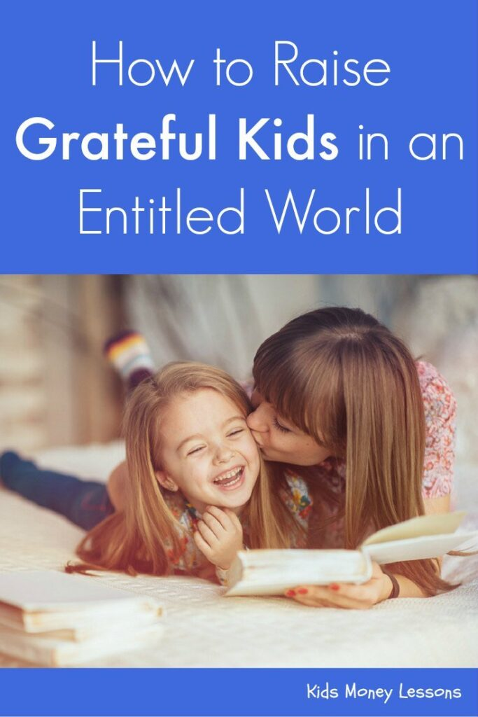 How to Raise Grateful Kids in an Entitled World: Raising grateful kids in an entitled world is not only tough but downright challenging at times. Kristen Welch tells how her family is trying to break the mold of entitlement to raise grounded, grateful kids.
