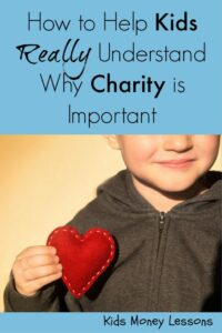 How to Help Kids REALLY Understand Why Charitable Giving is Important: Help kids make the connection between donating money and its impact while also supporting worthy causes. These three websites can help.