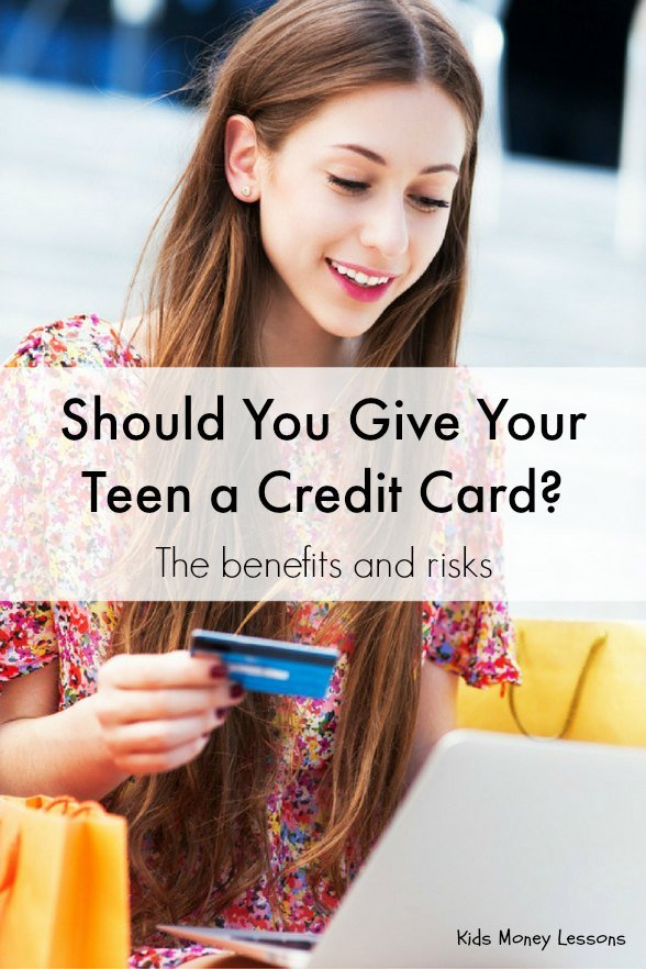 Should You Give Your Teen a Credit Card?: Whether to give a teen a credit card isn't an easy decision. Here's a step-by-step guide to determining if your teen should have a credit card. And some tips on how to be successful if you do decide it's the right choice for your family.