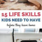 15 life skills kids need