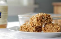Healthy Desserts for Kids: Peanut Butter Rice Krispie Treats
