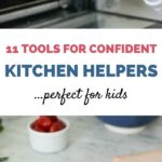 kitchen tools for kids