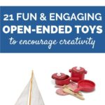 open ended toys for toddlers and older kids