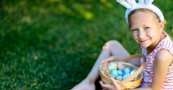 51 Things to Add to Easter Baskets Besides Candy: A list of things you can include in your kids' Easter baskets instead of candy. 51 Alternatives to Easter Candy
