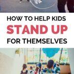 stand up kids assertive