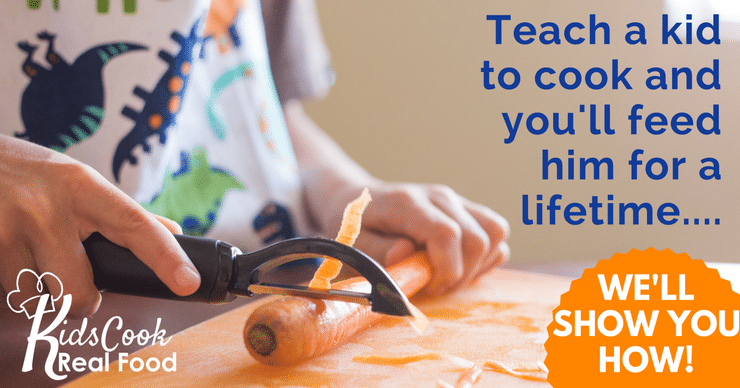 Teaching kids to cook not only leads to healthier eating but also teaches kids skills that could save them money as adults. Get started with this guide!