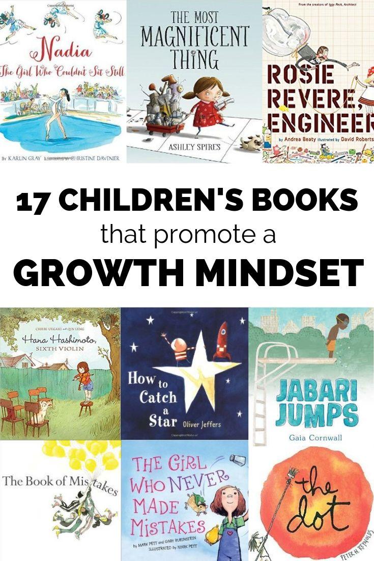 children's books growth mindset