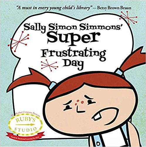 Sally Simon Simmon's Super Frustrating Day