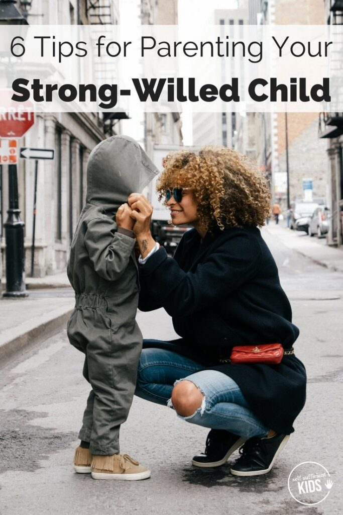 Do you also have a strong-willed child? One who won't back down and turns most discussions into a debate they're determined to win? Lucky you...here's why: