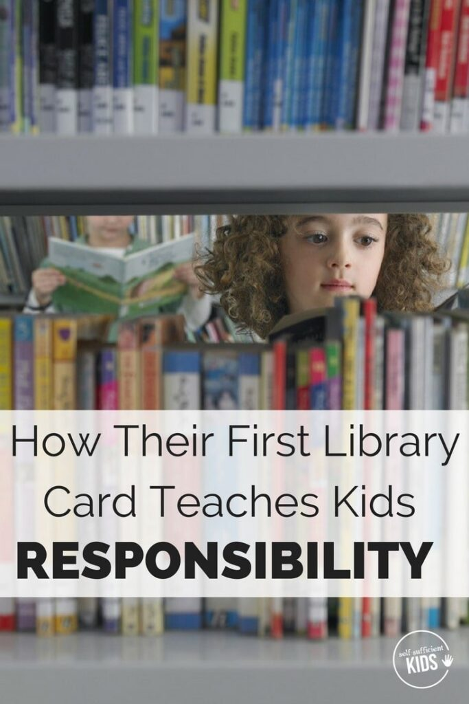 A library card is an ideal way to start kids on a path to responsible adulthood. Kids can learn a great deal about responsibility with a little guidance from wise adults and a trusty library card. Here are six lessons young people can learn by being proud bearers of a library card.