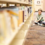 How Their First Library Card Teaches Kids Responsibility