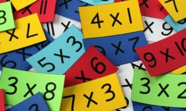 Your Child CAN Memorize Multiplication Math Facts With This Fun & Easy Method