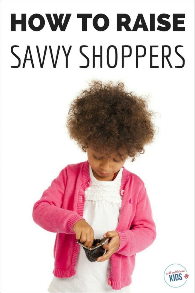 Parents can help kids become savvy shoppers - understanding what's too expensive, what's a reasonable price - with these tips.