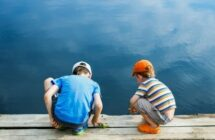 Giving Our Kids The Gift of Doing Nothing