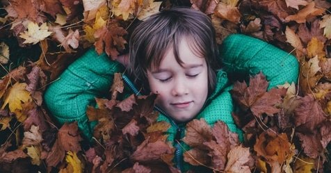 In our busy, hyperactive lives giving our kids the space to do nothing can be the most precious gift we give them.