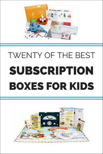 Educational subscription boxes for kids can be a great way to enhance your child's interest in a particular subject or expose them to new ideas. These boxes also make great gifts!