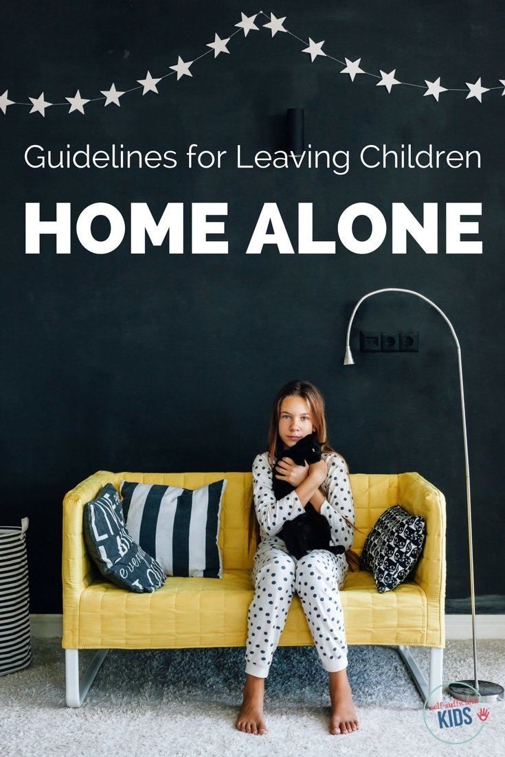Everything you need to know about the recommended guidelines for when it's OK for children to be left home alone. Also includes rules and expectations parents should review with their kids before letting them stay home alone.