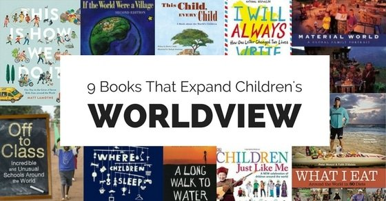 Children will better understand the diversity and uniqueness of other cultures of the world with these ten books.