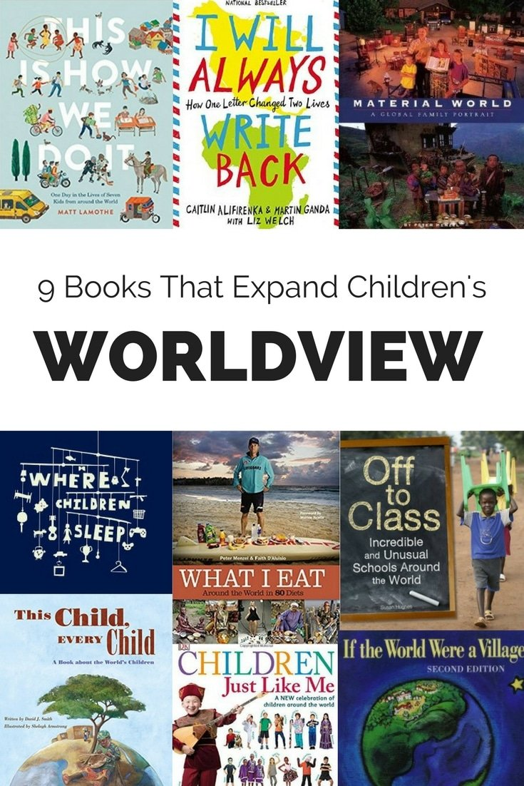 Children will better understand the diversity and uniqueness of other cultures around the world with these nine books.