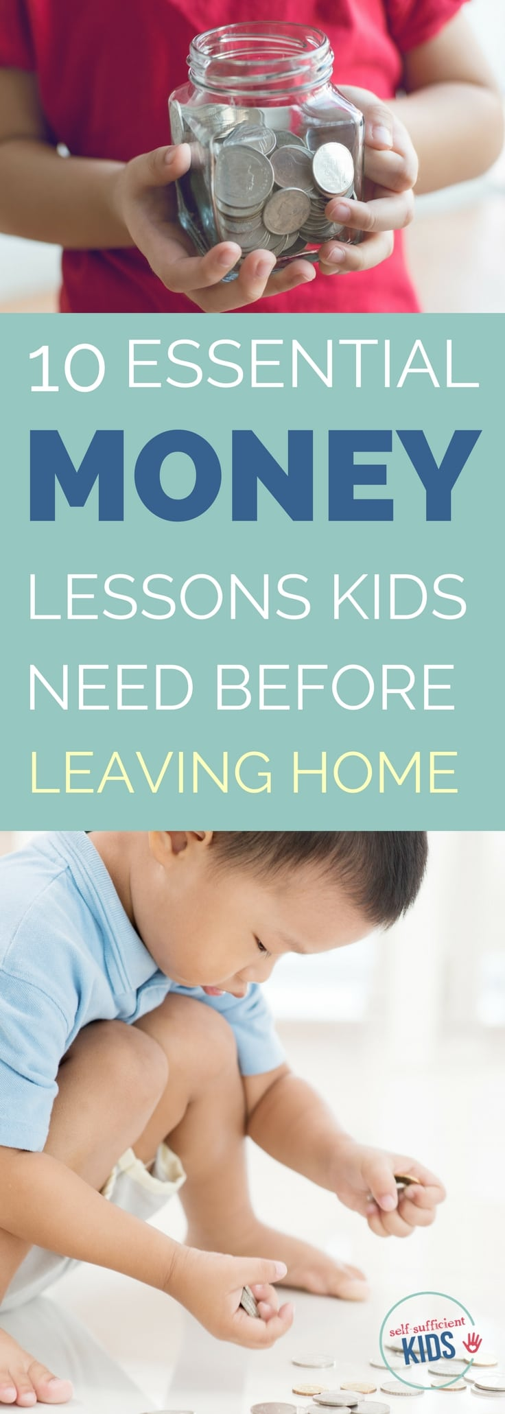 Which money lessons did you miss as a child? This guide covers everything children need to know about money. Make sure your kids don't miss out on these 10 important lessons.