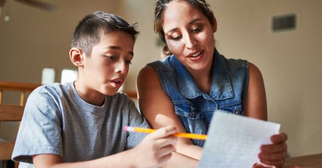 homework and self-starters