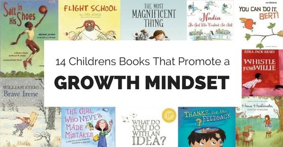 growth mindset for kids books