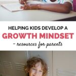 GROWTH MINDSET RESOURCES FOR PARENTS