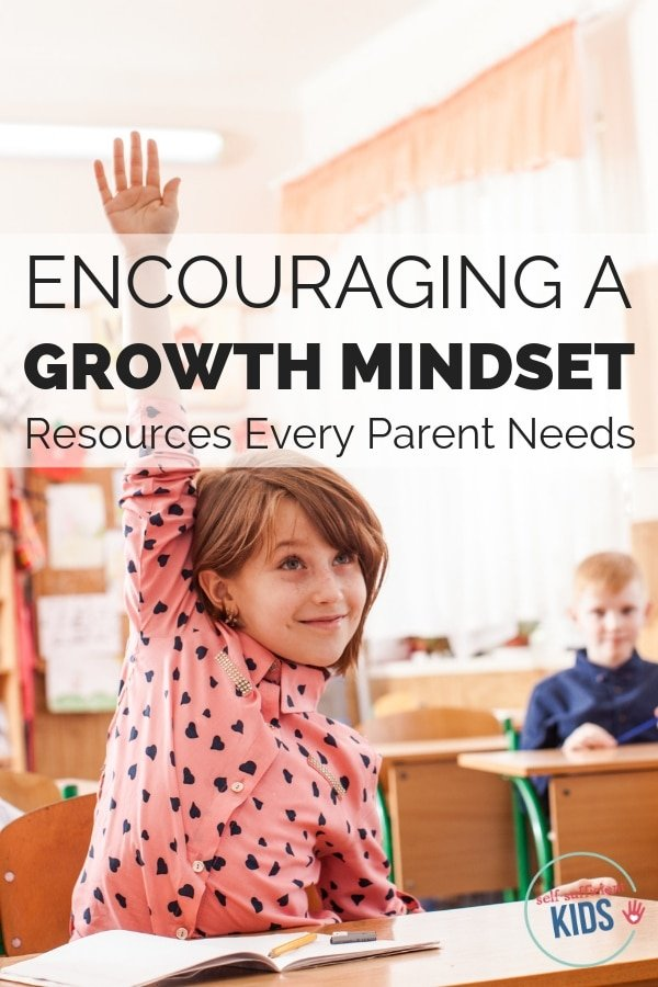 You've heard about the benefits of nurturing a growth mindset in kids but what practical steps can you take to encourage this mindset in your children? This article contains tips and resources parents need to raise kids with a growth mindset.#growthmindset #parentingadvice #parentingtips