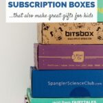 the best educational subscription boxes for kids