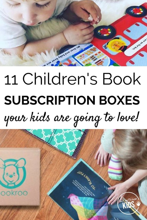 Expand your child's love of reading with one of these eleven children's book subscription boxes.