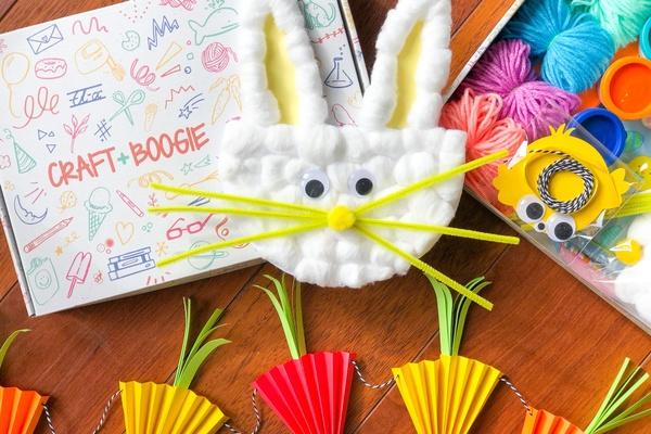 Craft + Boogie kids craft box