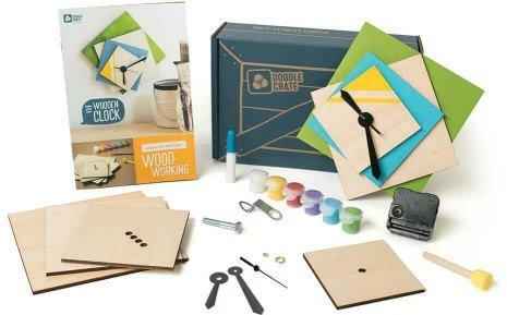 Kiwi Crate Doodle kids craft box