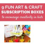 art and craft subscription boxes for kids