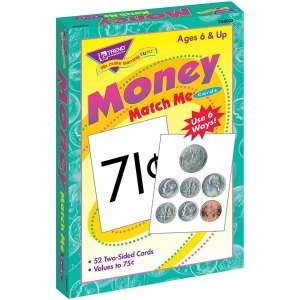 Money Match Me Counting Coins Game