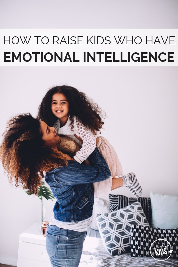 emotionally intelligent children