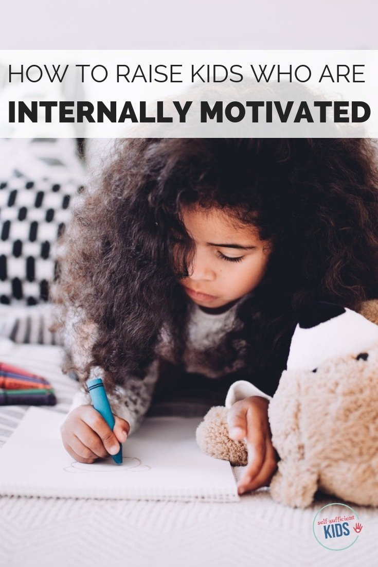 internal motivation kids