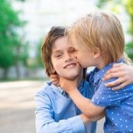 After a tragic event left her family devastated and emotionally handicapped, a mother shares how she's raising boys to openly express their emotions.